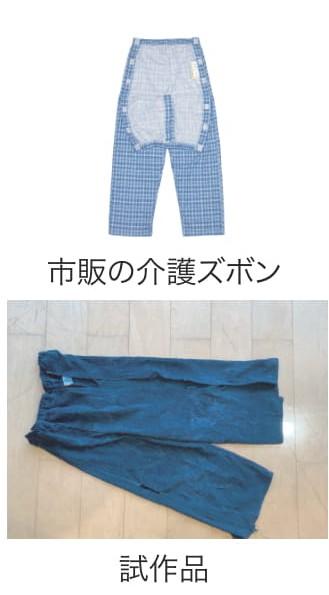 調査|下半身が不自由な方のためのズボンの提案